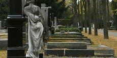 Mann in falschem Grab am Zentralfriedhof bestattet