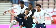 England-Star fällt nach Duell mit Österreich für EM aus