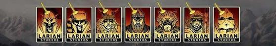 """Baldurs Gate 3""- and ""Divinity""-Developer Larian Studios opens another studio: Larian Barcelona."