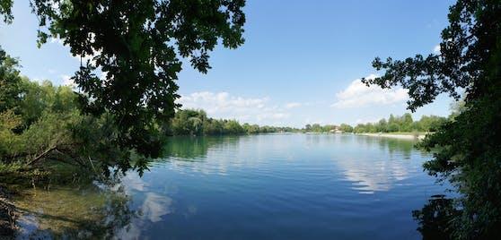 Topqualität: Der Ratzersdorfer See erhielt Bestnote.
