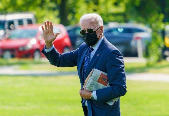 Bei seinem Besuch in Europa trifft US-Präsident Joe Biden am 13. Juni auf Schloss Windsor auch die britische Königin Elizabeth II..