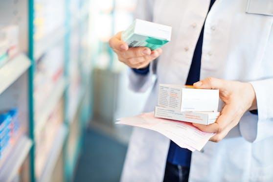 Rezeptgebühren sind für manche kaum leistbar. (Symbolbild)