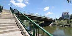Heiligenstädter Brücke bekommt zweite Radrampe