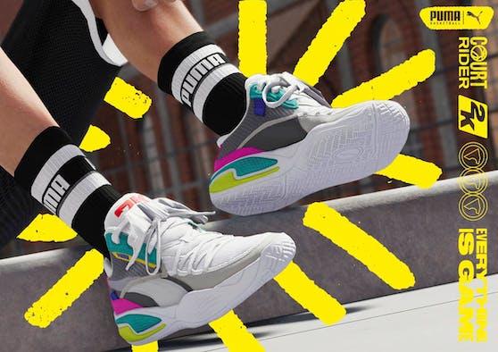 Die Puma x 2K Kollektion umfasst Sneaker, Shirts und mehr.