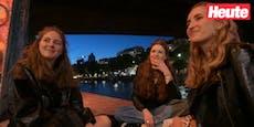 Polizei kontrolliert keine Abstände mehr am Donaukanal