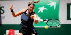 Probleme in Paris: Tennis-Ass gibt auf, Corona geht um