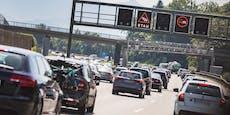 Kurzurlauber sorgten für Verkehrskollaps in Österreich