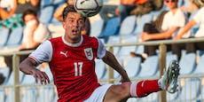 Transfer: Kühbauer überzeugte U21-Teamspieler von Rapid