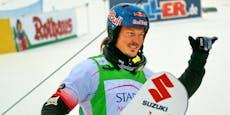 Snowboard-Champ wird 15 Monate nach seinem Tod Vater