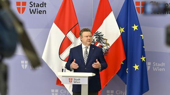 Wiens Bürgermeister Michael Ludwig(SPÖ) setzt weiter auf Testen und strengere Maßnahmen