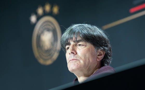 DFB-Teamchef Jogi Löw nimmt Abschied.