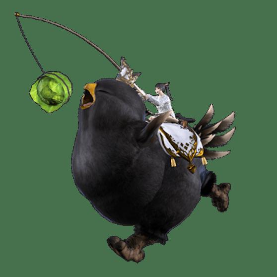 """Ein neues Reittier gibt es in """"Final Fantasy XIV""""."""
