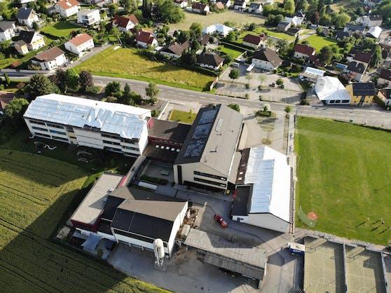 Das Gymnasium in Pichling bleibt bis Freitag geschlossen.