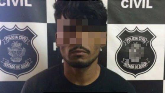 Lázaro Barbosa wurde am 28. Juni 2021 bei einer Aktion der brasilianischen Polizei in Águas Lindas de Goiás erschossen.