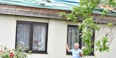 """""""Mein Haus wurde vom Unwetter zwei Mal zerstört"""""""