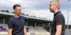 Mader kehrt als Akademie-Boss zur Austria zurück
