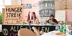 Seit 31 Tagen im Hungerstreik: So geht es der Wienerin