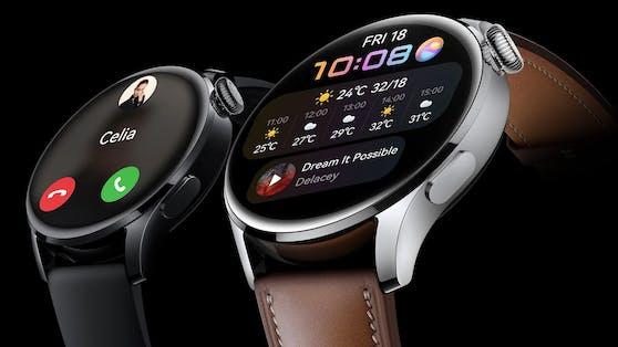 Die neue Huawei Watch 3 Serie lässt das Herz eines jeden Smartwatch-Liebhabers höher schlagen!