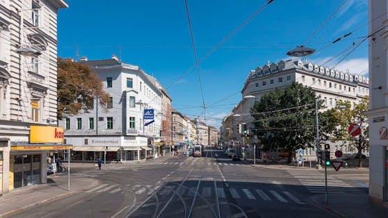 Eine Bürgerinitiative will die Wallensteinstraße in der Brigittenau mit Verkehrsberuhigung und Begrünung wieder lebenswerter machen. Mit einer Anrainerumfrage suchen sie dafür nach Unterstützung bei der lokalen Bevölkerung.