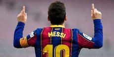 Nach 7.478 Tagen: Heute endet Messi-Vertrag bei Barca
