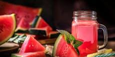 Wassermelone gegen Muskelkater - wie geht das?