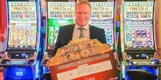 Besucherin gewinnt 217.000 Euro im Casino Salzburg