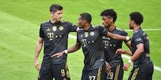 Nach Alaba: Bayern droht nächstes Vertrags-Theater