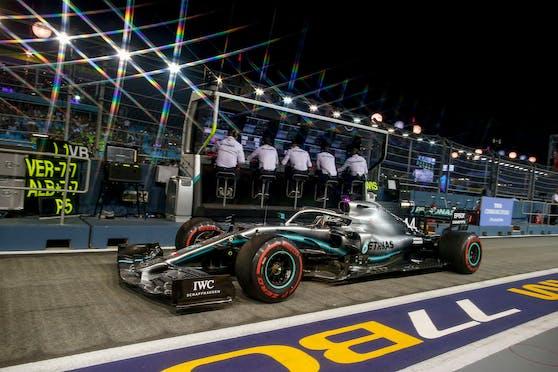 Lewis Hamilton und Co. fahren zum zweiten Mal in Folge nicht in Singapur.