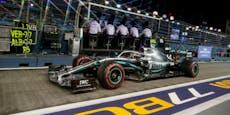 Formel-1-Rennen zum zweiten Mal in Folge abgesagt