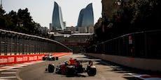 Neue Regel für das Baku-Qualifying eingeführt