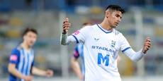 Salzburg-Angebot für Topscorer aus kroatischer Liga