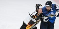 Deutsche sind raus: Kanada im WM-Finale gegen Finnland