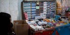 25 Prozent weniger Schmuggel-Zigaretten in Österreich