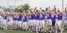 Vikings überrollen bei Charity Bowl die Graz Giants