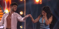 """""""Let's Dance""""-Star bricht in Live-Show in Tränen aus"""
