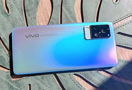 Bekommt mehr Speicher: Unter anderem das vivo X60 Pro.