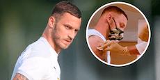 ÖFB-Star Arnautovic erklärt, warum er sich impfen ließ