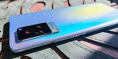 Vivo X60 Pro 5G im Test: Grandiose Gimbal-Kamera