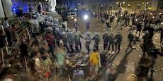 Partyverbot am Karlsplatz – bis zu 4.600€ Strafe