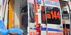 Hand in Waschmaschine – 17-Jährige schwer verletzt