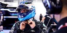 Red-Bull-Vorwurf: Hat Mercedes Bottas geopfert?