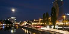 Polizisten ertappen Reifen-Dieb am Donaukanal