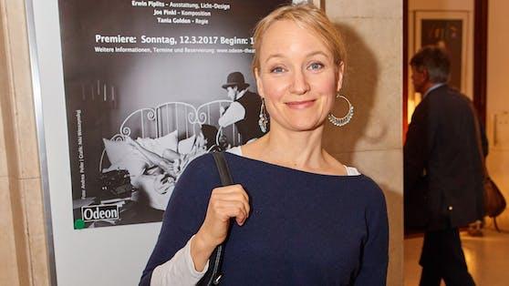 Schauspielerin Eva Herzig.