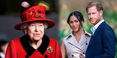 Queen verweigert Baby Lili das Taufkleid, außer...