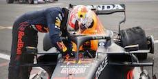 Drama um Verstappen, Vettel jubelt über Sensation