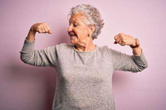 Wenn schon alt werden, dann fit und gesund.