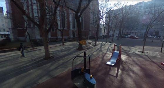 Der Vorfall ereignete sich am St.-Elisabeth-Platz.
