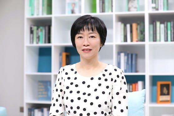 Catherine Chen, Huawei Corporate Senior Vice President und Director of the Board, hielt eine Keynote auf der Responsible Business 2021.