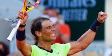 Nadal hat im Paris-Achtelfinale keine Mühe