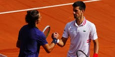 19-jähriger Youngster verpasst Sensation gegen Djokovic